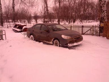 Chevrolet Epica, 2010