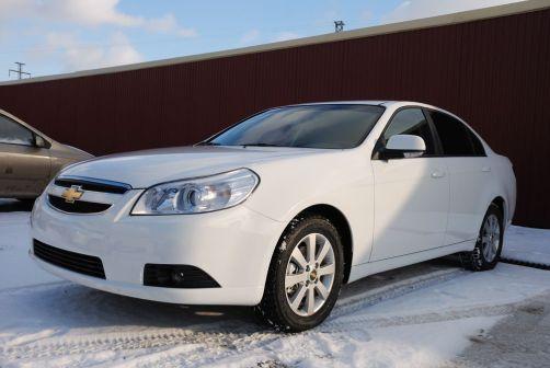 Chevrolet Epica 2010 - отзыв владельца