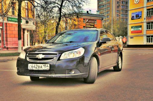 Chevrolet Epica 2009 - отзыв владельца