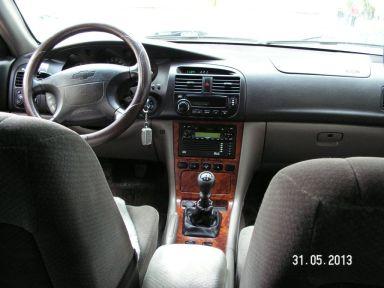 Chevrolet Evanda, 2004