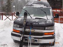 Chevrolet Express, 2005