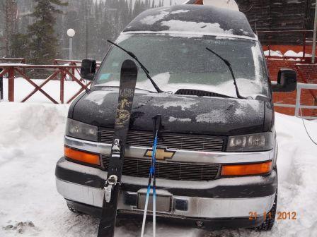Chevrolet Express 2005 - отзыв владельца