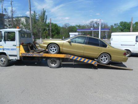 Chevrolet Impala 1995 - отзыв владельца