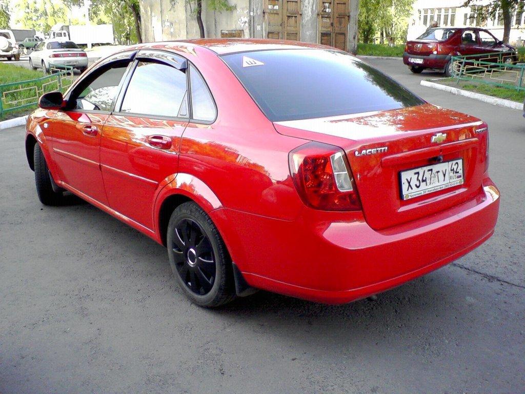 chevrolet lacetti седан 2008 отзывы