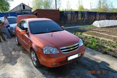 Chevrolet Lacetti, 2007
