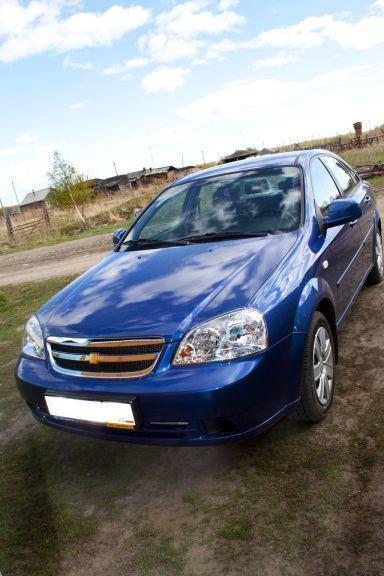 Chevrolet Lacetti 2012 отзыв автора | Дата публикации 18.05.2012.