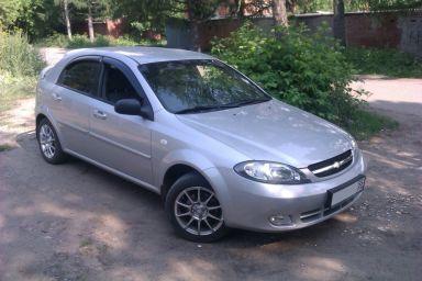 Chevrolet Lacetti, 2008