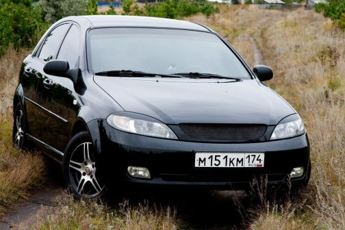 Chevrolet Lacetti 2005 - отзыв владельца