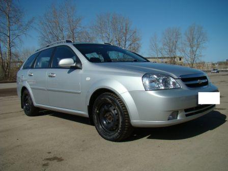Chevrolet Lacetti 2008 - отзыв владельца