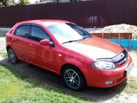 Chevrolet Lacetti 2004 - отзыв владельца