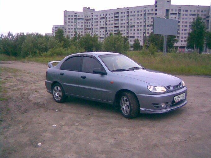 9487d2735638 Chevrolet Lanos 2006 г.в., Свой автомобиль я приобрёл в мае 2007 ...