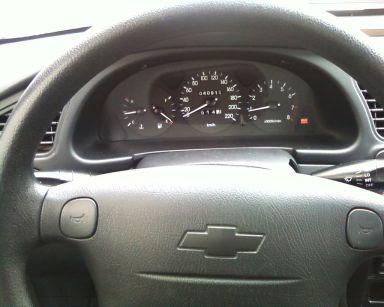 Chevrolet Lanos, 2009