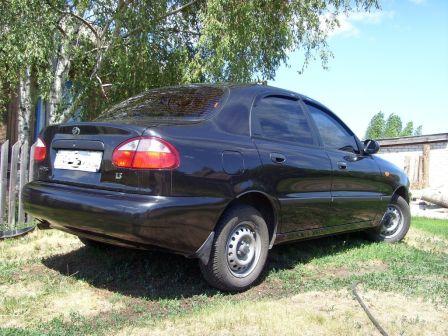 Chevrolet Lanos 2008 - отзыв владельца