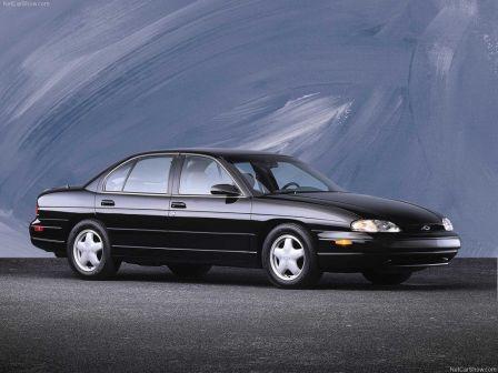 Chevrolet Lumina 1996 - отзыв владельца