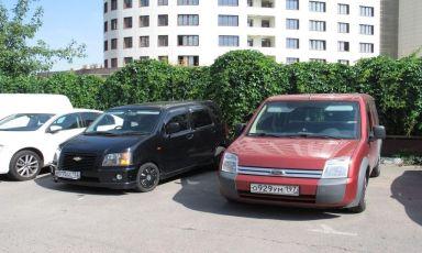 Chevrolet MW, 2000