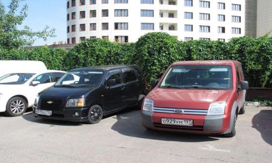 Chevrolet MW 2000 - отзыв владельца