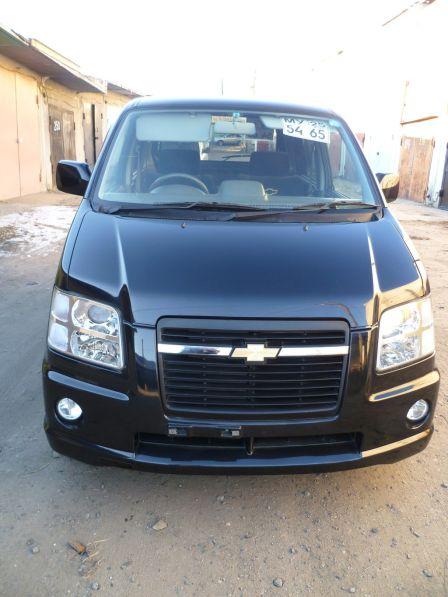 Chevrolet MW 2007 - отзыв владельца