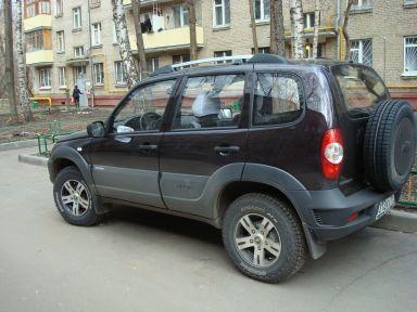 Chevrolet Niva 2011 отзыв автора | Дата публикации 13.04.2011.