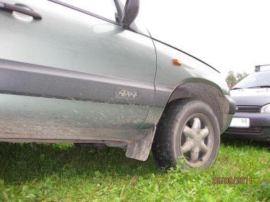 Chevrolet Niva 2007 отзыв автора | Дата публикации 27.09.2011.