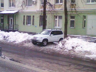 Chevrolet Niva, 2010