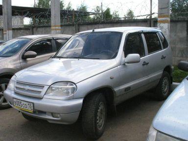 Chevrolet Niva, 2004