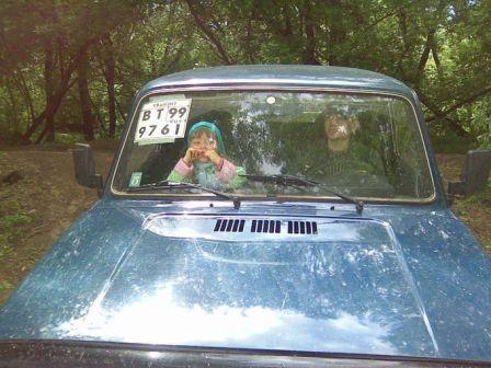 Chevrolet Niva 2001 - отзыв владельца