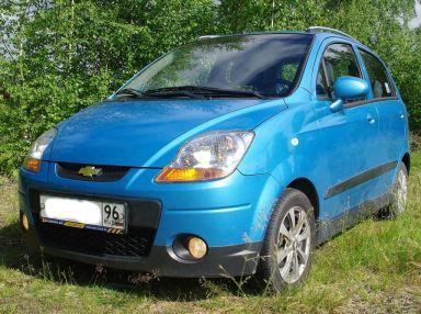 Chevrolet Spark, 2008