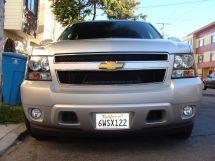 Chevrolet Suburban, 2012