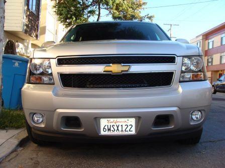 Chevrolet Suburban 2012 - отзыв владельца