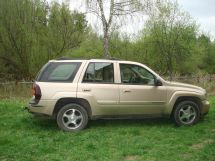 Chevrolet TrailBlazer, 2004
