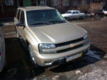 Chevrolet TrailBlazer, 2004