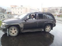 Chevrolet TrailBlazer, 2007