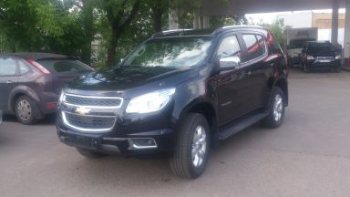 Chevrolet TrailBlazer, 2013