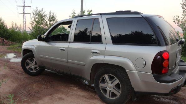 Chevrolet TrailBlazer  - отзыв владельца
