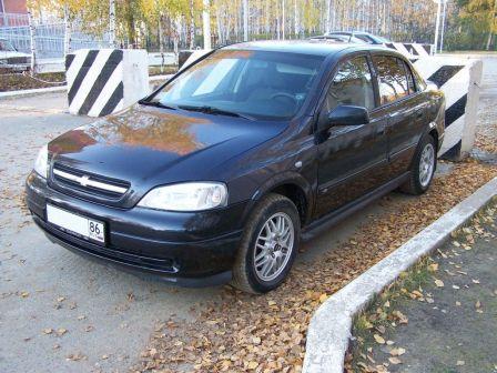 Chevrolet Viva 2007 - отзыв владельца
