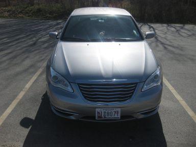 Chrysler 200, 2013