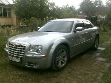 Chrysler 300C, 2004
