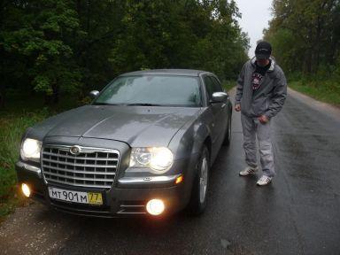 Chrysler 300C 2006 отзыв автора | Дата публикации 31.08.2012.