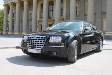 Chrysler 300C 2005 отзыв автора | Дата публикации 03.02.2013.