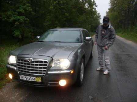 Chrysler 300C 2006 - отзыв владельца
