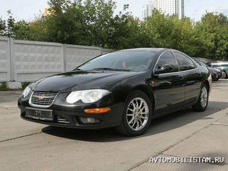 Chrysler 300M  - отзыв владельца
