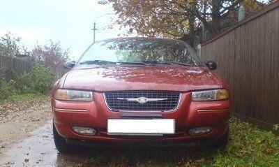 Chrysler Cirrus 1995 - отзыв владельца