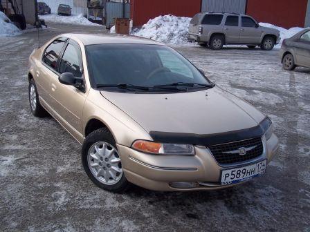 Chrysler Cirrus 2000 - отзыв владельца