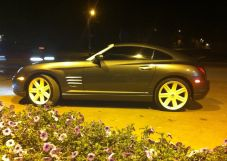Chrysler Crossfire, 2005