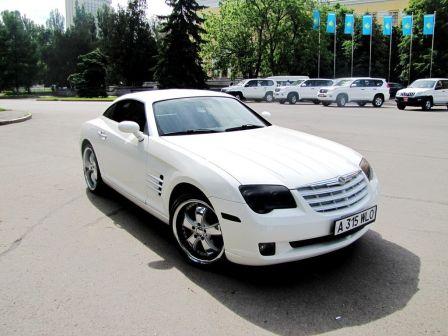 Chrysler Crossfire 2005 - отзыв владельца