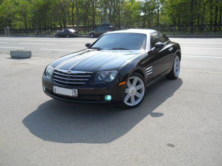 Chrysler Crossfire 2004 - отзыв владельца