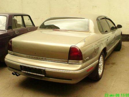 Chrysler LHS 1993 - отзыв владельца