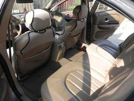 Chrysler LHS 1999 - отзыв владельца