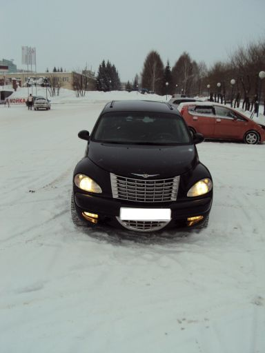 Chrysler PT Cruiser, 2001