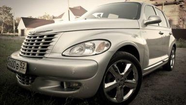 Chrysler PT Cruiser 2002 отзыв автора | Дата публикации 23.08.2012.